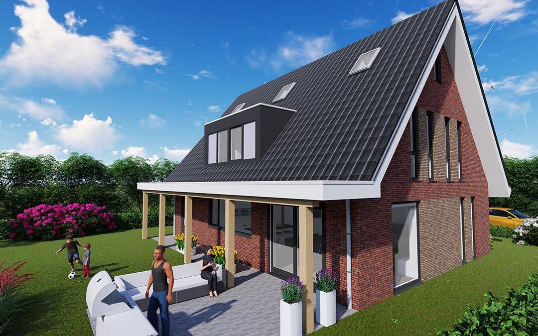 Woonhuis, Heerenveen