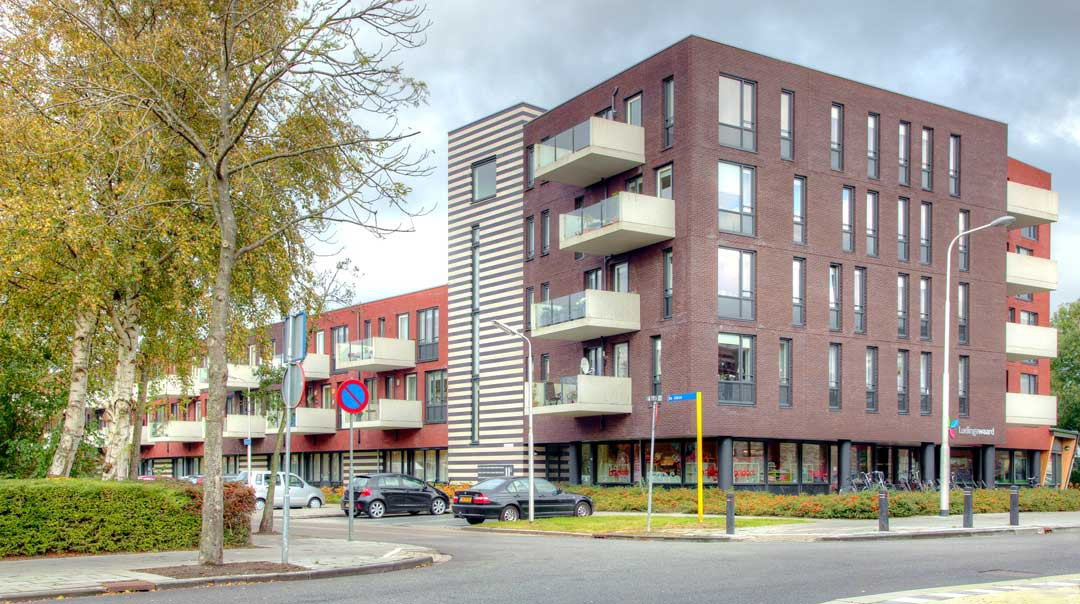 40 zorgplaatsen, Leeuwarden