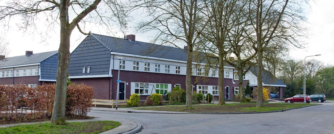 Woonborg renovatie • Haren