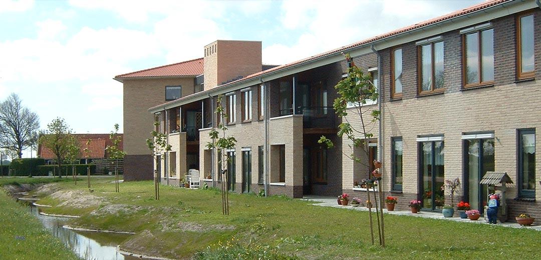 16 appartementen, Midsland Terschelling